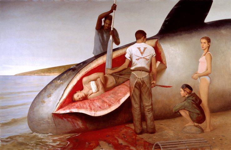 Leviathan - Bo Bartlett